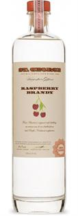 St. George Brandy Raspberry 750ml